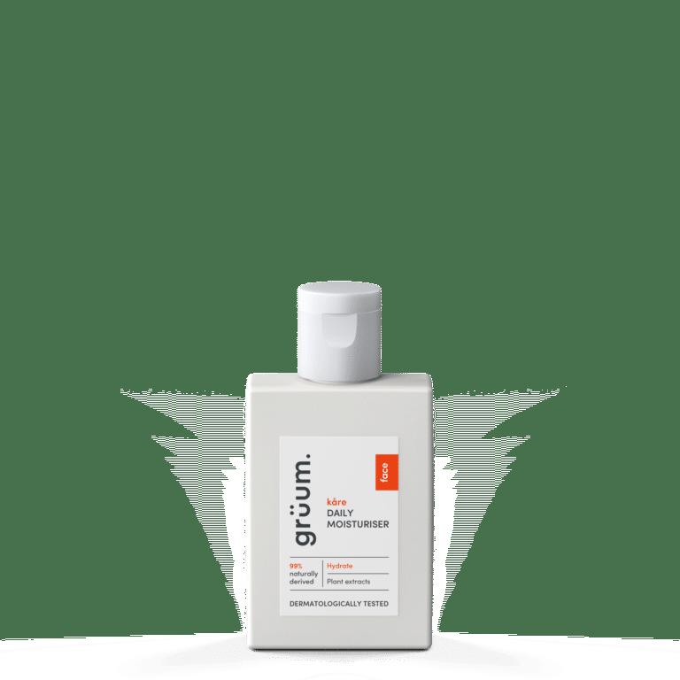 kare daily moisturiser to hydrate