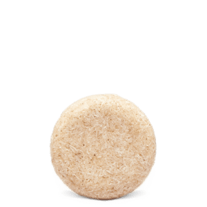 Shine enhancing shampoo bar